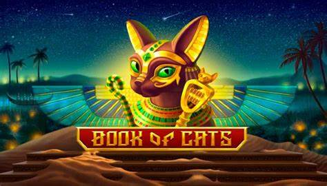 Book of Cats casino game